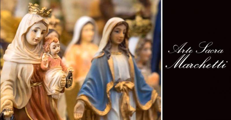 offerta vendita quadri arte sacra Verona - occasione acquisto statue religiose artigianali