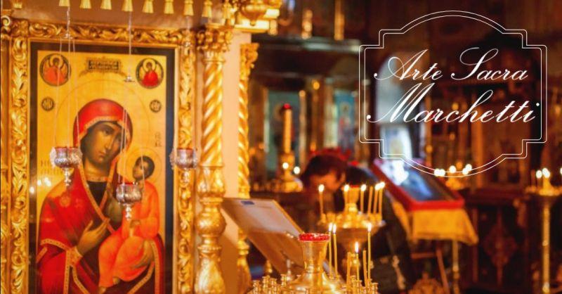 offerta vendita rosari fatti a mano Verona - occasione acquisto icone religiose Verona
