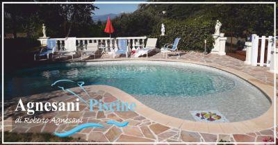 agnesani piscine offerta realizzazione piscine occasione accessori piscine imperia