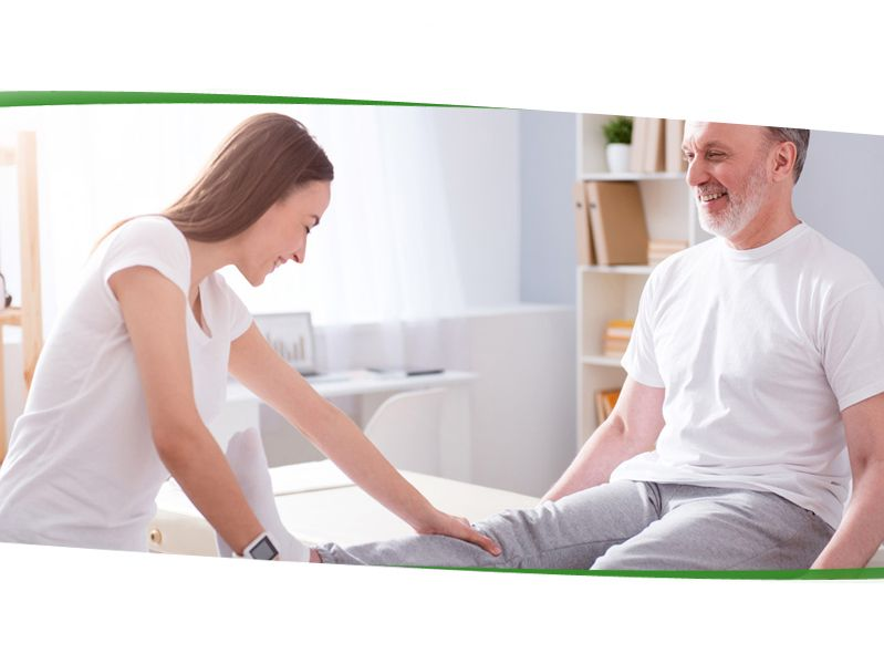 Offerta servizio fisioterapia domiciliare - Promozione servizio fisioterapista a domicilio