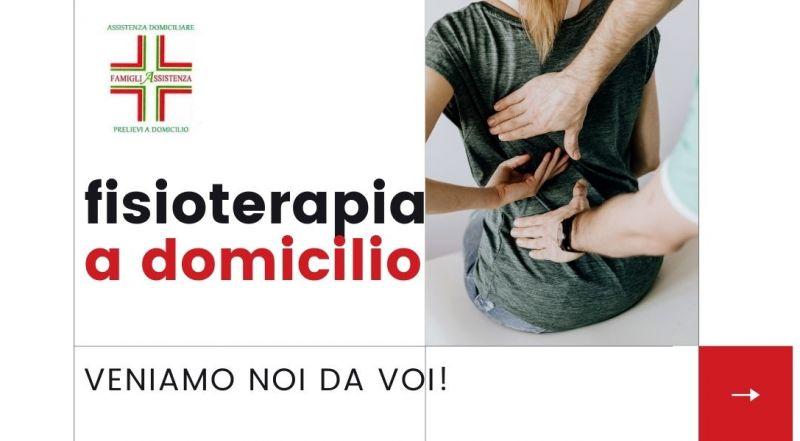 Offerta FISIOTERAPIA A DOMICILIO rieducazione posturale, terapie fisiche, riabilitazione a Treviso