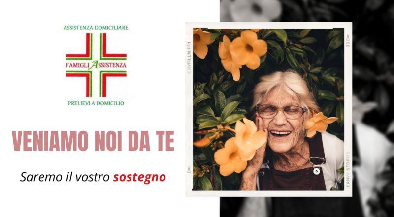 Offerta assistenza anziani a domicilio sette giorni su sette a Treviso – occasione per anziani, malati e disabili 24 ore su 24 a Treviso