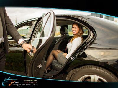offerta servizi transfer e noleggio auto con conducente triveneto trasferimento aeroporto