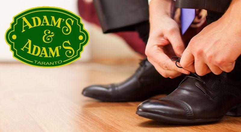 Offerta scarpe eleganti da uomo Taranto – promozione calzature da uomo per matrimoni Taranto