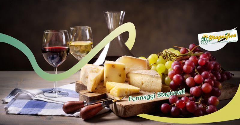 Offerta vendita formaggi stagionati gustosi - Promozione gustosi formaggi stagionati italiani