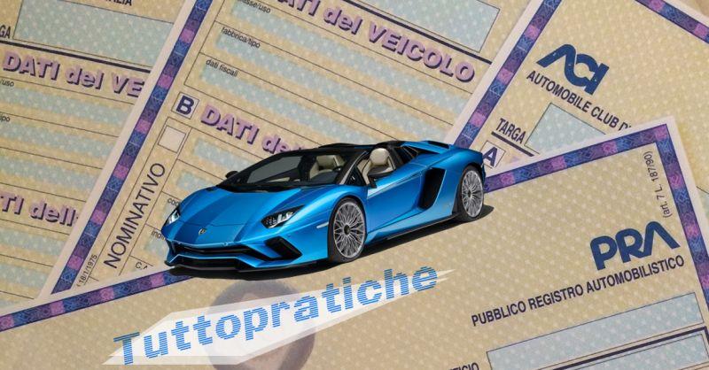 Offerta pratiche automobilistiche Treviso - Promozione servizio pratiche automobilistiche