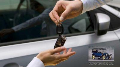 tuttopratiche offerta trasferimento proprieta auto occasione passaggio del veicolo treviso