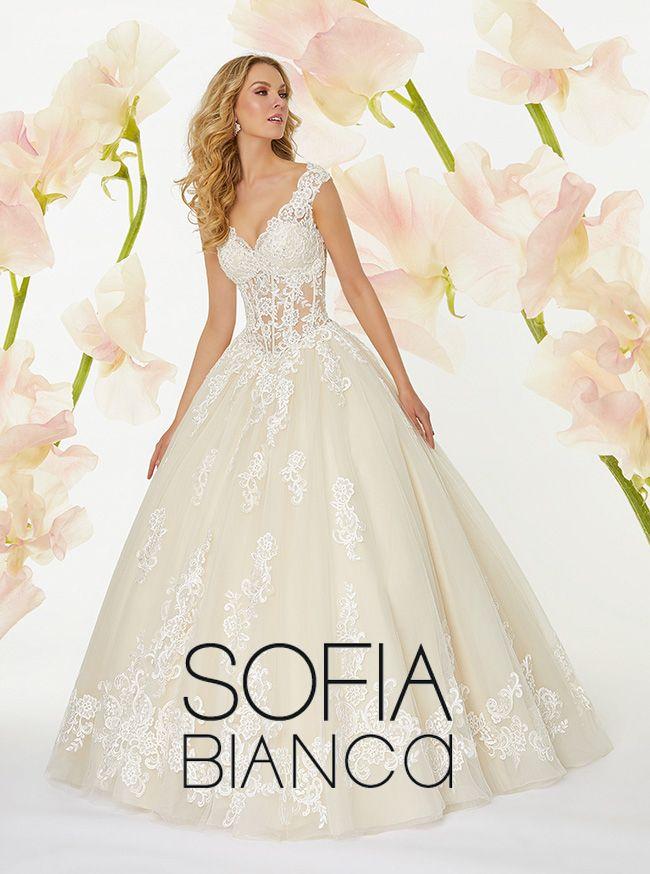 In Atelier MORILEE collezione SOFIA BIANCA: abiti da Sposa Made In Italy