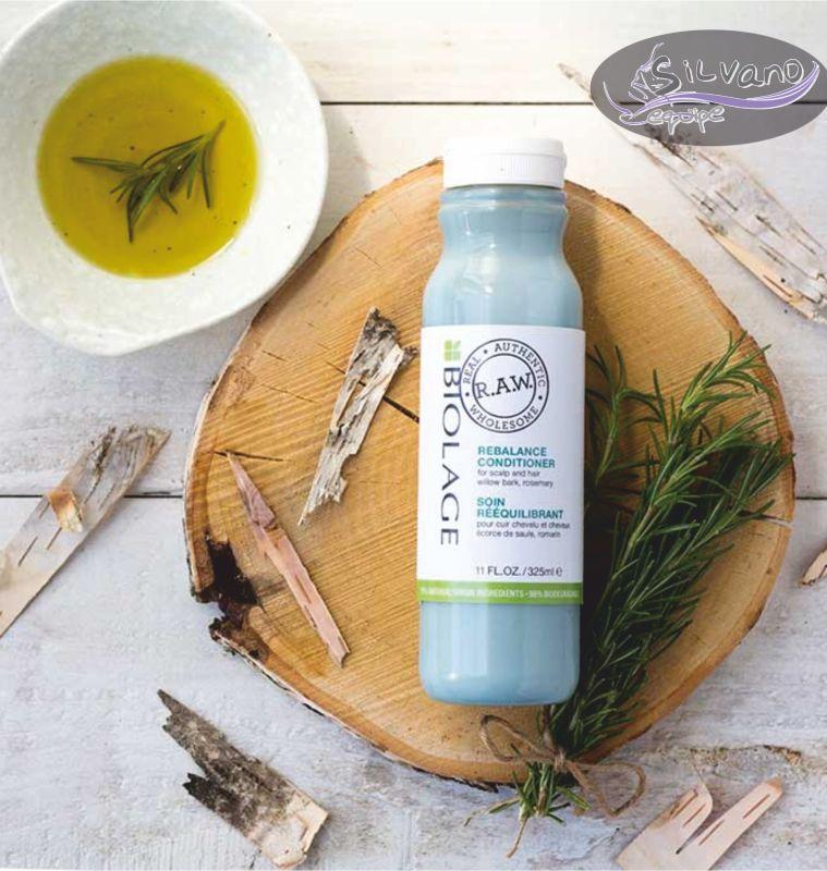 SILVANO EQUIPE HAIR STYLE offerta prodotti biolage - promozione rebalance shampoo biolage