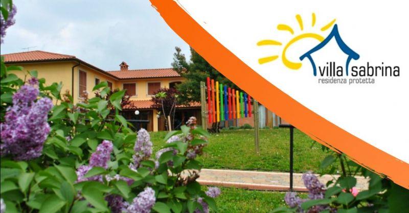 VILLA SABRINA - Promozione residenza protetta per anziani convenzionata con Asl Umbria Lazio