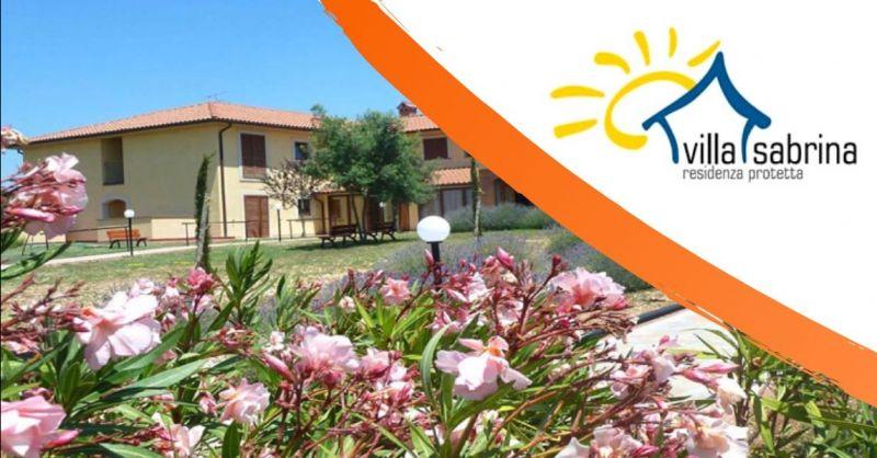 Occasione struttura con assistenza 24 ore per anziani non autosufficienti Umbria Lazio