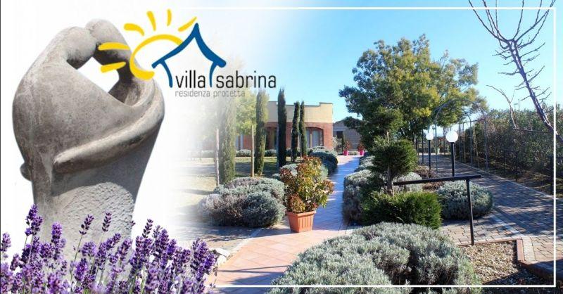 VILLA SABRINA - Promozione la migliore struttura residenziale per anziani non autosufficienti Umbria Lazio