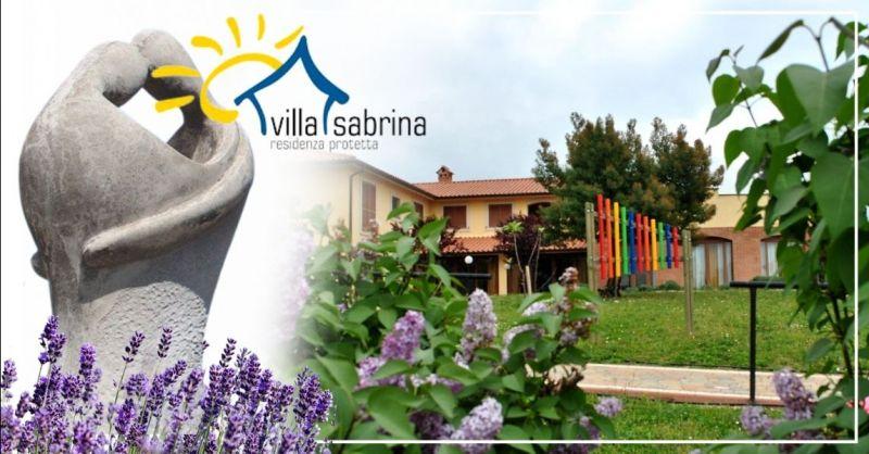 VILLA SABRINA - Promozione residenza per anziani non autosufficienti convenzionata Asl Umbria Lazio