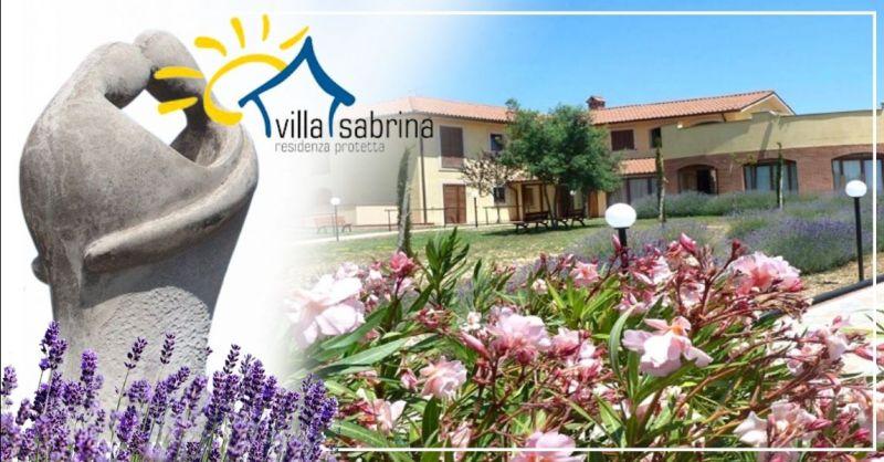 VILLA SABRINA - Promozione la migliore struttura per anziani con malattie neurodegenerative Umbria Lazio