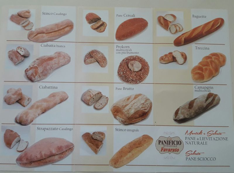 offerta pane sportivi camaiore-promozione pane per gli sportivi camaiore