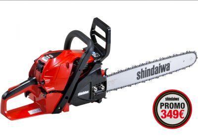 offerta vendita motosega shindaiwa promozione macchine per il giardinaggio