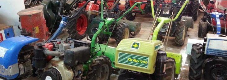 usato vendita attrezzature da giardino-occasione macchine per il giardinaggio