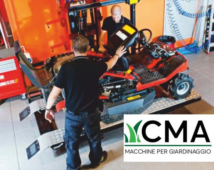 offerta riparazione trattorino-promozione sistemazione tagliaerba