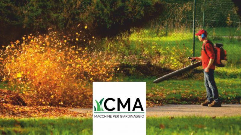 CMA DI NATALI offerta soffiatori a zaino-promozione soffiatori pulizia giardino