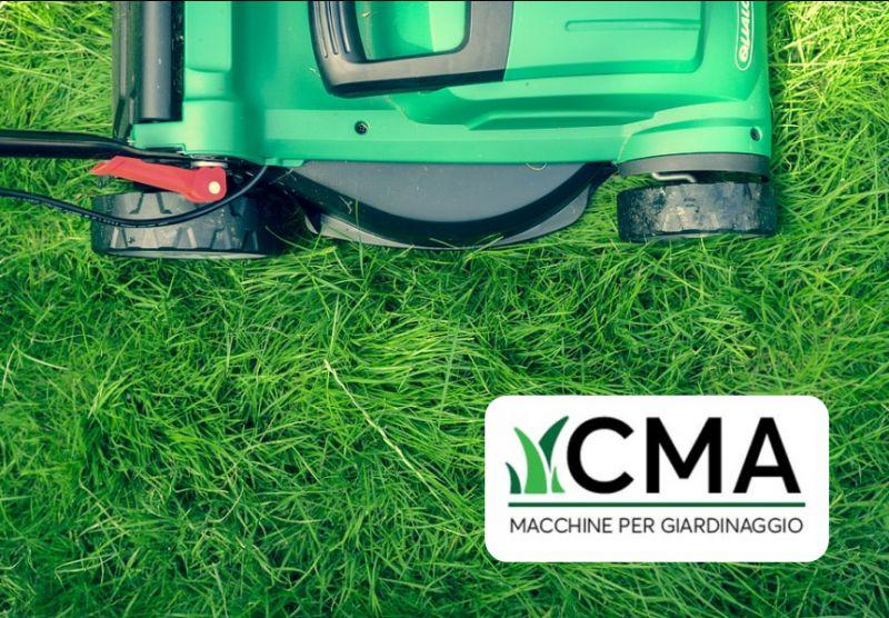 CMA DI NATALI offerta riparazione rasaerba - promozione manutenzione tagliaerba