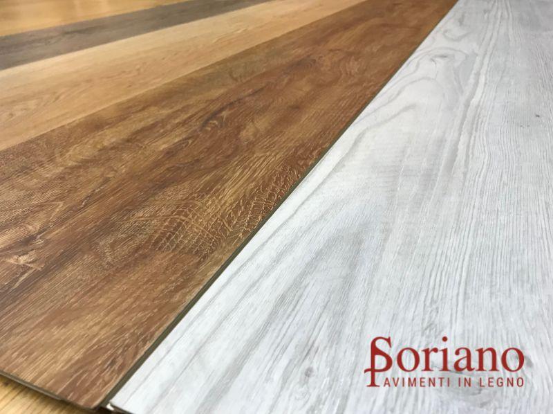 SORIANO offerta pavimenti in vinile lvt pvc - pavimento effetto parquet in materiale vinilico