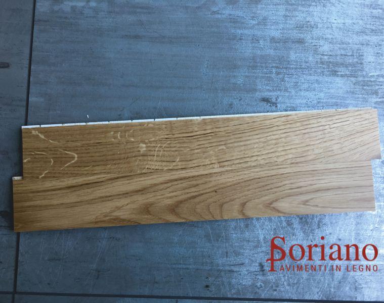 SORIANO offerta pavimento prefinito rovere spessore 10 mm - promo pavimenti in legno di rovere
