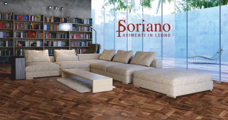 SORIANO offerta pavimento prefinito classico - promozione parquet a disegno le quadrotte