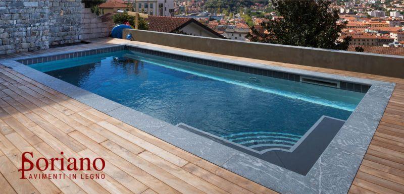 SORIANO offerta restauro pavimenti in parquet - promozione manutenzione pavimenti in legno