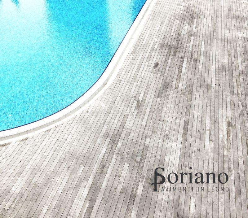 SORIANO offerta lamatura pavimenti in legno - promozione verniciatura parquet