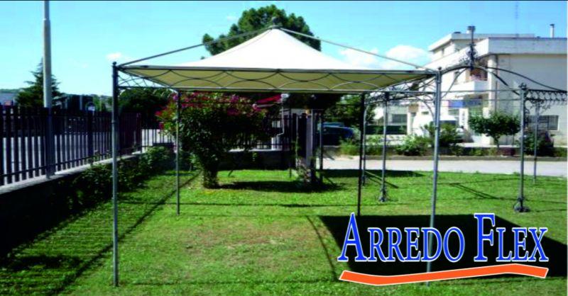 arredoflex offerta installazione gazebi - occasione installazione tende da sole perugia
