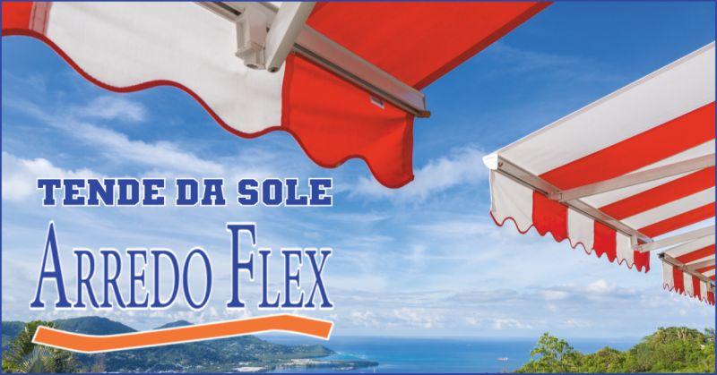 arredo flex offerta tende da sole - occasione riparazione tende da sole perugia