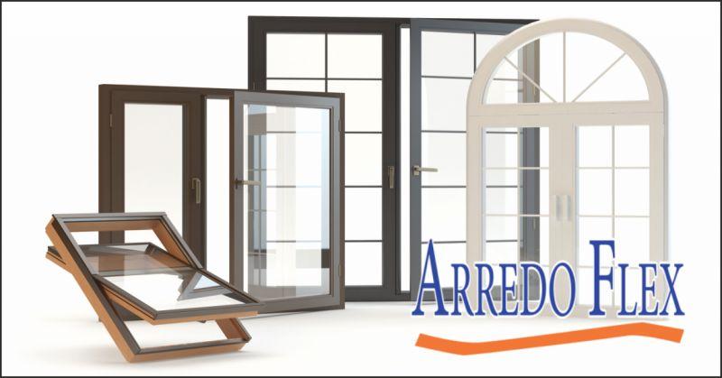 arredo flex offerta installazione infissi pvc - occasione installazione porte blindate perugia