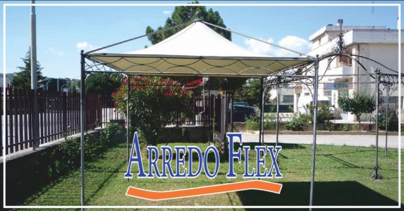 arredo flex offerta installazione gazebo in legno - occasione installazione pergolati perugia