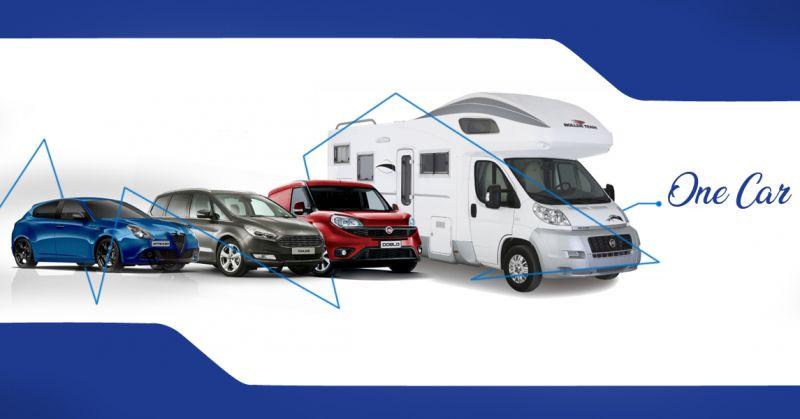 Offerta agenzia noleggio veicoli muti marca breve e lungo termine  a Torino -  One - Car