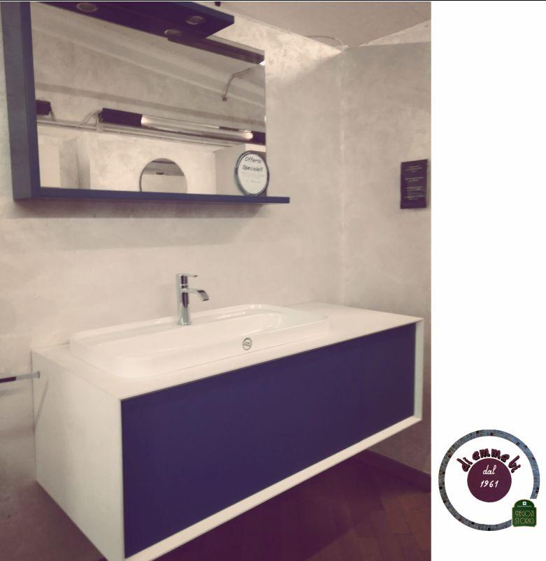 DI EMME BI offerta speciale esposizione lavandino pintotre - promozione lavabo bagno scontato