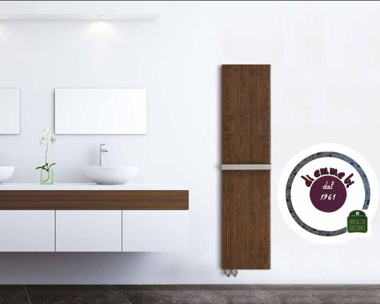 DI EMME BI offerta radiatore wood concretelab - promozione radiatore design