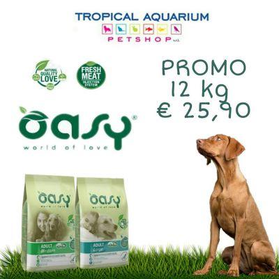 promozione oasy da tropical aquarium