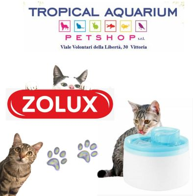fontana elettrica per gatti