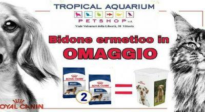 tropical aquarium petshop srl offerta mangime per cani occasione crocchette per cani ragusa