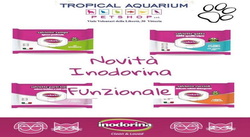 Tropical Aquarium Petshop srl offerta salviettine per animali - occasione salviette cani Ragusa