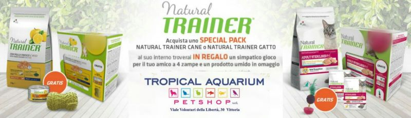 Box regalo cane-gatto da Tropical Aquarium Petshop