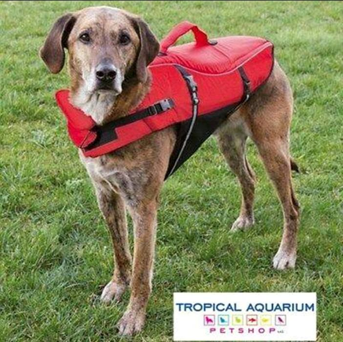 Salvagente per cani da Tropical Aquarium Petshop