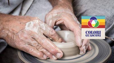 colorificio guasconi offerta cottura creta promozione forno per la creta