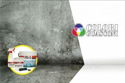 colorificio guasconi offerta kit superconfort san marco eliminare muffa prevenire ricomparsa