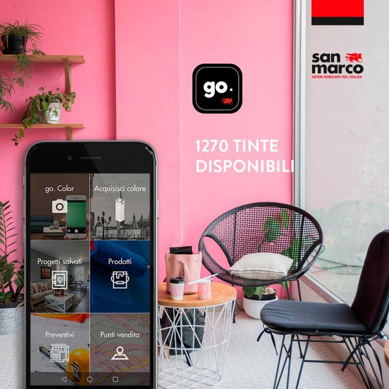 COLORIFICIO GUASCONI offerta colore palette parete - promozione tinta pareti
