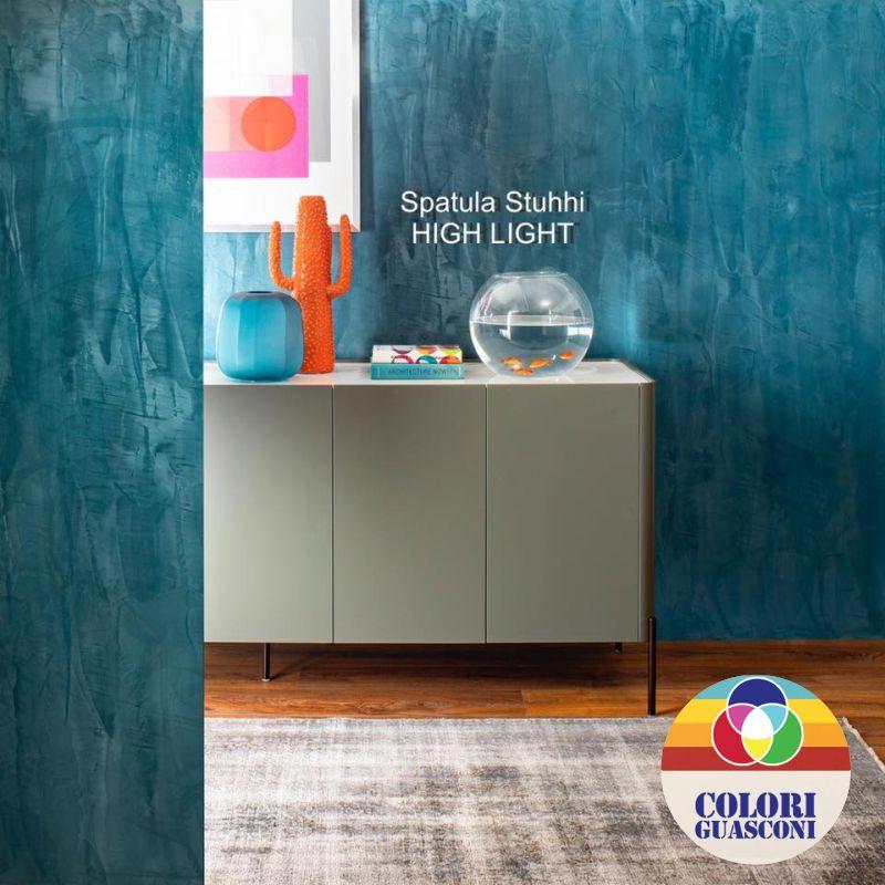 COLORIFICIO GUASCONI offerta spatula stuhhi high light - promozione tendenze colore casa