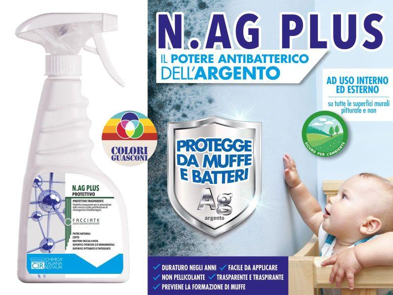 COLORIFICIO GUASCONI offerta n.ag plus cir – promozione prodotto innovativo antimuffa