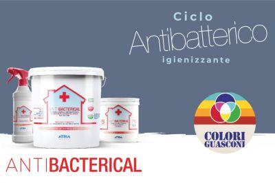 colorificio guasconi offerta pittura lavabile antibatterica atria primer igienizzante