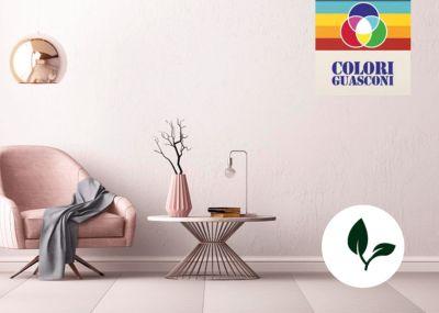 colorificio guasconi offerta idropittura traspirante inodore promozione arum abitare il benessere