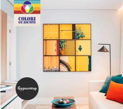 colorificio guasconi offerta gypsumtop idropittura lavabile promozione pittura per cartongesso